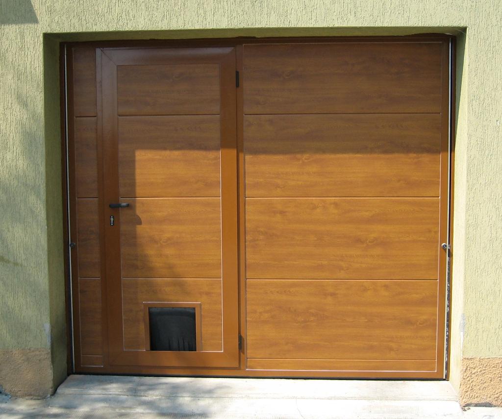 Basculanti b b - Basculante con porta pedonale prezzo ...