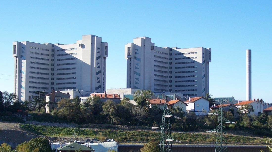 Ospedale di Cattinara - Trieste (TS)
